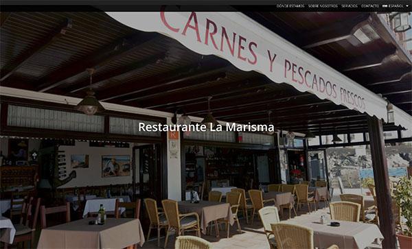 La Marisma - Diseño Web Valencia