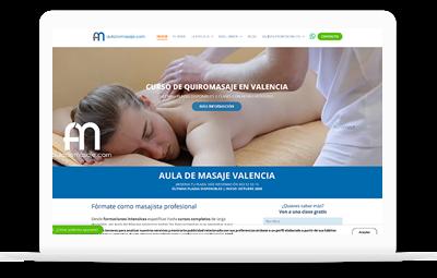 Mantenimiento Web - Diseño Web WordPress Valencia